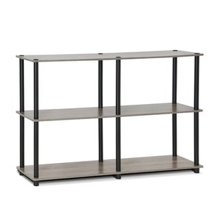 Porch & Den St. Marks 3-tier Double-size Storage Display Rack