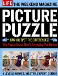 Life Picture Puzzle: Can You Spot the Differences? (Paperback)