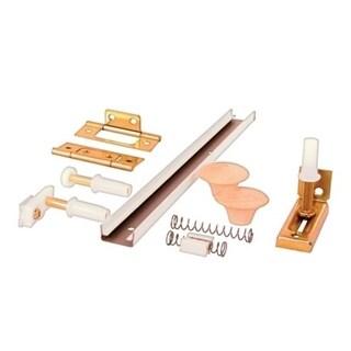 Prime-Line  Surface mount Bi-fold Hardware Kit  White  1 pk 33770836