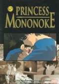 Princess Mononoke Film Comic 5 (Paperback)