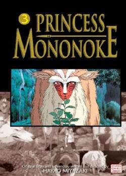 Princess Mononoke Film Comic 3 (Paperback)