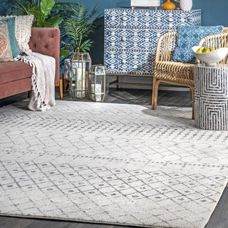 The Curated Nomad Ashbury Moroccan Area Rug