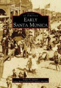 Early Santa Monica, (CA) (Paperback)