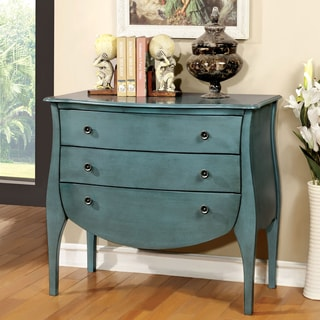 Furniture of America Chevault French Country 3-Drawer Chest