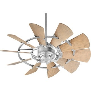 "Windmill 44"" Transitional Patio Ceiling Fan."