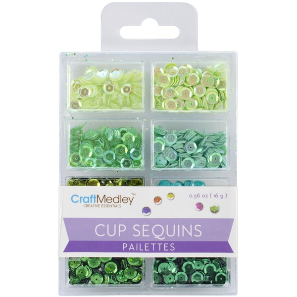 Cup Sequins 7mm .56oz 33818144