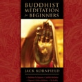 Buddhist Meditation for Beginners (CD-Audio)