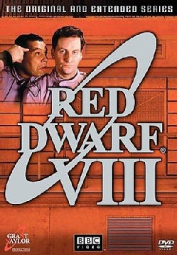 Red Dwarf Series VIII (DVD)