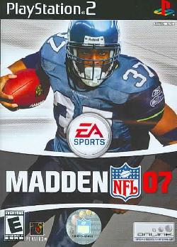 PS2 - Madden NFL 07