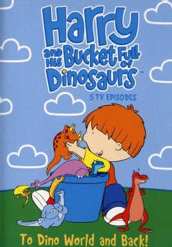 Harry & His Bucket Full of Dinosaurs: Vol 1 (DVD)