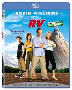 RV (Blu-ray Disc)