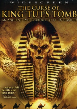 The Curse of King Tut's Tomb (DVD)