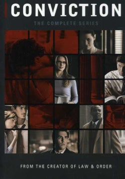 Conviction: The Complete Series (DVD)