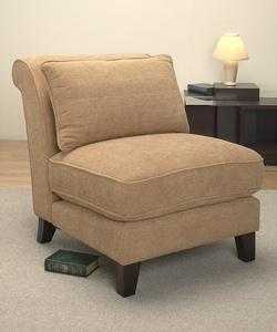 Slipper Bamboo Chair