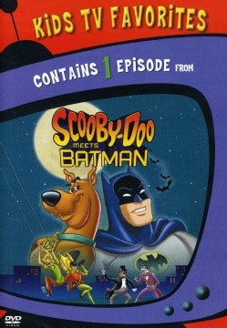 Scooby-Doo Meets Batman (DVD)