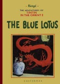 The Adventures of Tintin: The Blue Lotus (Hardcover)