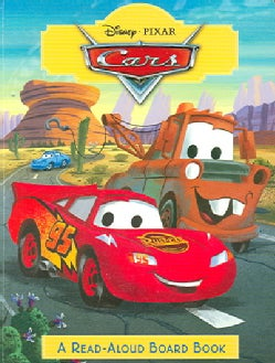Disney Pixar Cars (Board book)