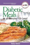 Diabetic Meals in 30 Minutes-or Less! (Paperback)
