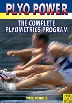 Power Plyometrics: The Complete Program (Paperback)