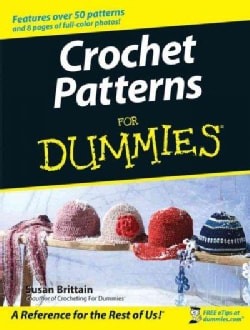 Crochet Patterns for Dummies (Paperback)