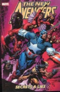 New Avengers 3: Secrets and Lies (Paperback)
