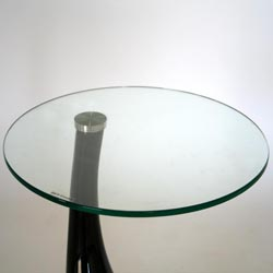 Vanessa Black End Table