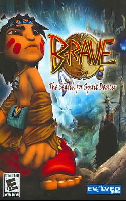 PS2 - Brave: Search for Spirit Dancer
