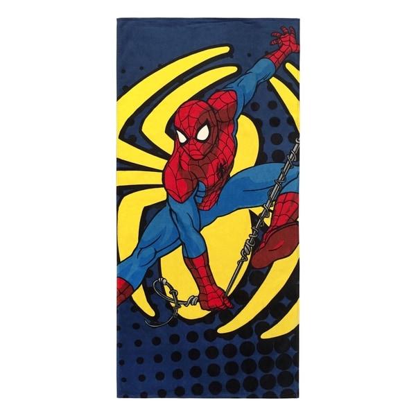 Marvel Spiderman Spidey Go Cotton Beach Towel 33916721