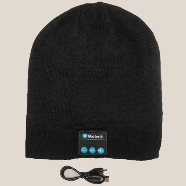 Unisex Bluetooth Beanie with Built-in Headphones 33917189