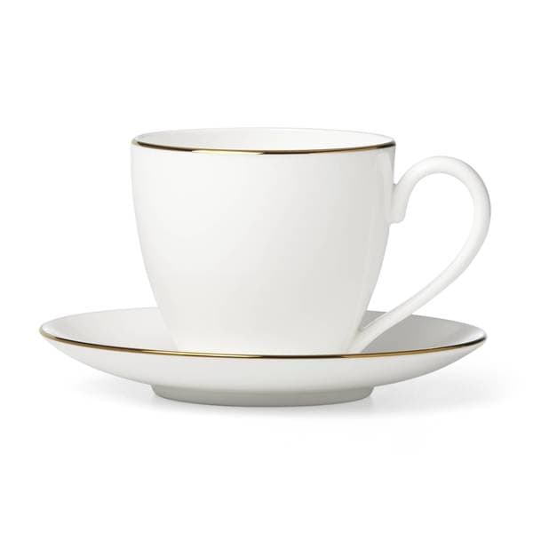 Lenox Continental Dining Gold Cup and Saucer Set 33917391