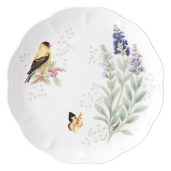 Lenox Butterfly Meadow Flutter Goldfinch Dinner Plate 33917562