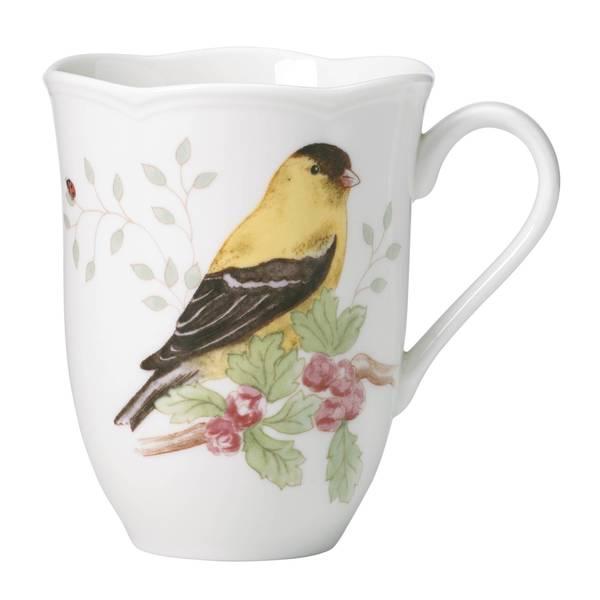Lenox Butterfly Meadow Flutter Goldfinch Mug 33917576