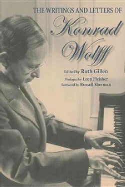 The Writings And Letters of Konrad Wolff (Paperback)