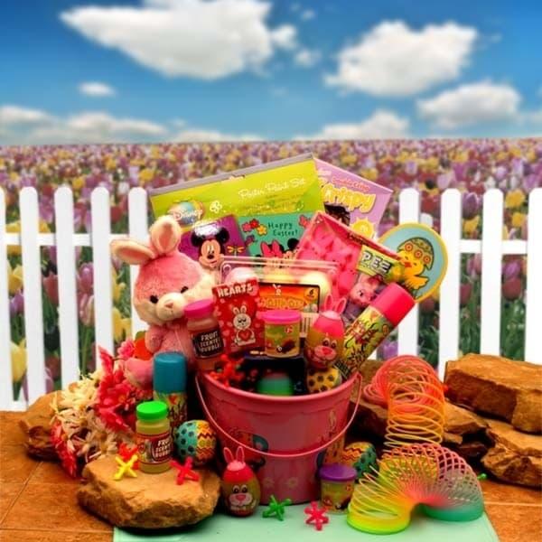 Little Pinkie Bunnies Easter Fun Pail 33931705