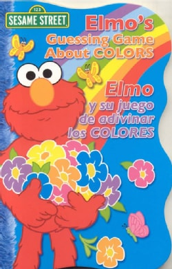 Elmo's Guessing Game About Colors (Board book)