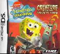 Nintendo DS - Nickelodeon SpongeBob SquarePants: Creature from the Krusty Krab