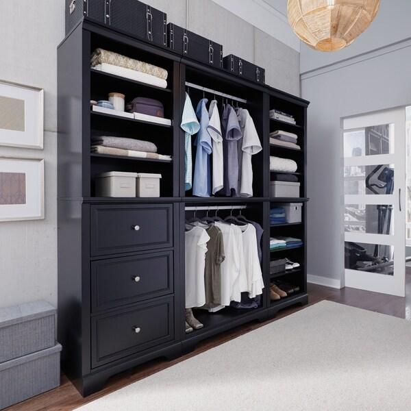 Bedford 4 Pc Closet Organizer