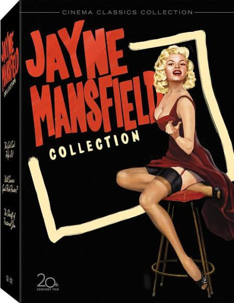 Jayne Mansfield Collection (DVD)