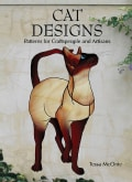 Cat Designs: Patterns for Craftspeople And Artisans (Paperback)