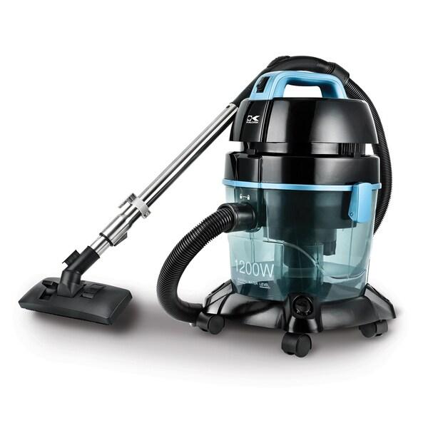 Kalorik Blue Pure Air - Water Filtration Vacuum Cleaner (As Is Item) 34026688