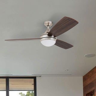 Porch & Den Nebeker 52-inch LED Ceiling Fan with Remote Control