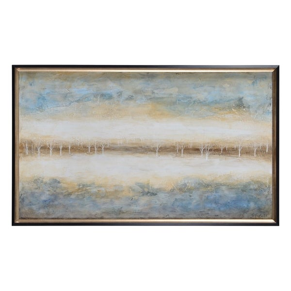 Renwil Emerson Rectangular Canvas Painting 34044265