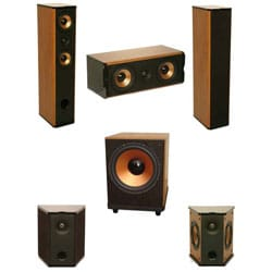 Premier Acoustic PA-6F Home Theater System