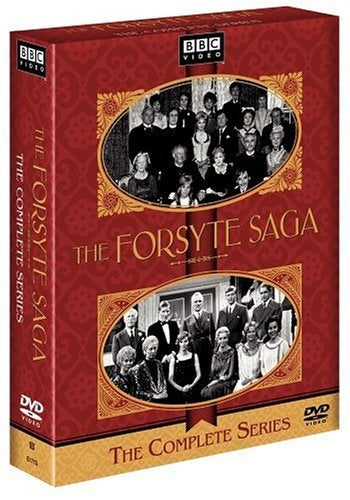 The Forsyte Saga: The Complete Series (DVD)