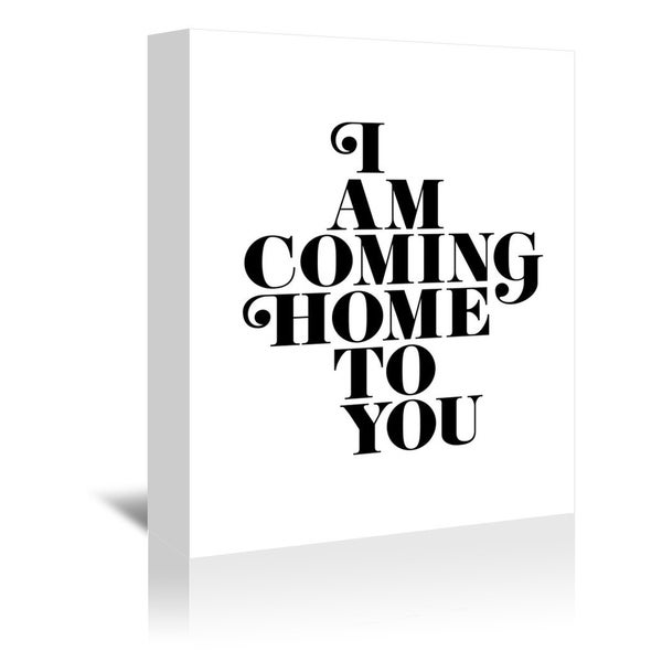 I Am Coming Home To You 34055320