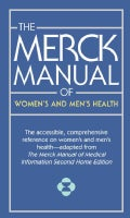The Merck Manual of Women's And Men's Health (Paperback)