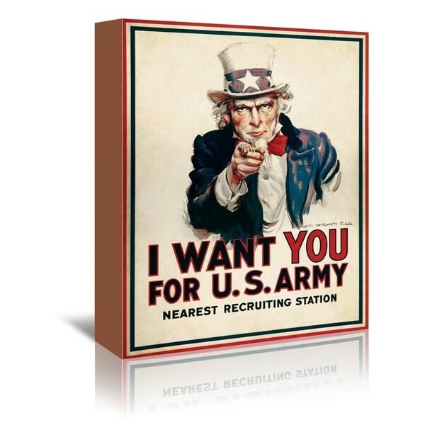 Uncle Sam 16X20 34057473