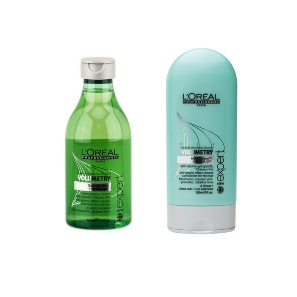 L'Oreal Serie Expert Volumetry Anti-Gravity Effect 8.5-ounce Volume Shampoo & 5-ounce Volumetry Conditioner 34072013