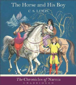 The Horse and His Boy (CD-Audio)