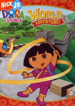 Dora the Explorer: World Adventure! (DVD)